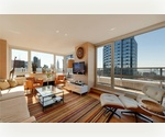 Clinton Two Bedroom/ Luxury high rise with terrace/ $7,500