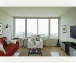 Clinton Luxury High Rise/ Concierge, Two Bedroom/ $5,795