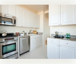 ***UPPER EAST SIDE***CORNER 2 BED 2 BATH with HIGH CEILINGS and WASHER & DRYER. LUXURY BUILDING***NO FEE!!!***