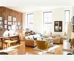 Gorgeous Tribeca 3 bedroom loft. Oversized Space with Original Details Throughout!