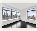 AWESOME Freedom Tower Views in Luxury Hi-Rise Studio in FiDi!***