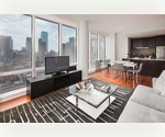 2br/2bath~ Brand New High-Rise Building in a Midtown West