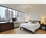 Best Corner 2 Bedroom 2 Bath  in Tribeca!