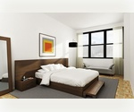 Upper West Side. Gut renovated, high floor 1 bedroom in a prime location.