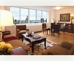 Midtown East 54 st - Spacious 2 Bedroom- Bay Windows! Bridge and River Views!