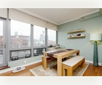 Long Island City, Two Bedroom Two Bathroom at Hunter's View Condominium for Sale!