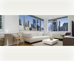  2br/2bath Penthouse Duplex in an Environmetally-Friendly High-Rise Building in Midtown West