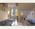 Gramercy Park 1 Bedroom- Convertible 2 DUPLEX! High Ceilings and Oversize Windows!