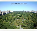 STUNNING Central Park & City Views in Full Service 2Bd 2.5Bth in Central Park South***