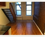Duplex 1 bedroom Apt.W/ 1.5 Bath In Elev. Bldg & Laundry. West VIllage