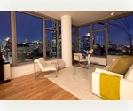 Spacious Chelsea Studio! Floor to Ceiling Windows!
