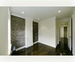 Terrific!Three Bedroom Newly Renavated Located in the Exciting East Village