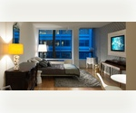 DESIGNER APARTMENT PHILIPPE STARCK, FINANCIAL DISTRICT,Amazing 2 bedroom 2 bath .