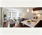Long Island City. Stunning three bedroom with two bathrooms. Washer/dryer. Condo-style finshes. No brokerage fees. Two months free! $4,500/month