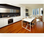 WILLIAM BEAVER HOUSE; STUNNING, BRIGHT, MODERN 1 BEDROOM - LOW MONTHLIES; 421A ABATEMENT UNTIL 2019 - FANTASTIC HOME OR INVESTMENT!