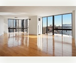 3br/2bath in a Full Service High-rise Building with Great Views in Sutton Place 