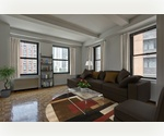 One Bedroom DUPLEX in the Financial District Bordering TriBeCa- High Ceilings!