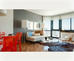 Tribeca One bedroom and one bath with lots of light near Soho, City Hall and Wall Street.