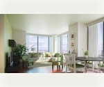 Prime Upper West Side amazing 2br/2bath with water views. Spectacular view of the Hudson. Great light and great sunsets. Washer/Dryer.