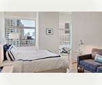 Luxury Financial District One Bedroom*Close to Wall Street, South Street Seaport and World Financial Center*