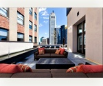 Setai New York Penthouse at 40 Broad Street Two Bedroom Two Baths DESIRON Furnished for Rent 