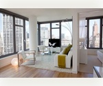 Prinstine Two Bedrooms Over Looking Hudson River in the heart of Chelsea