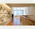 UPPER  EAST SIDE ***CONTEMPORARY TRIPLEX TOWNHOUSE, PRIVATE GARDEN, POOL & SUNDECK