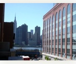 One Bedroom Condominium For Sale at The Foundry in Long Island City with Private Parking Space and Empire State Views.