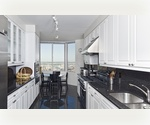 GORGEOUS 1BR IN WHITE GLOVE BUILDING! THE EMIRE STATE AND CHRYSLER BLD VIEWS!!! WASHER/DRYER IN THE APT! DON&#39;T MISS IT!